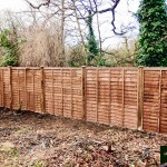 6x6 Lapped Panel Fencing